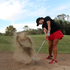 McComish hope to pursue playing golf at a professional level after college.