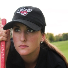 Sarah McComish is a senior business major at California State University, Chico and No. 1 on the women's golf team.